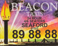 Sponsored by  Beacon Taxis - Seaford